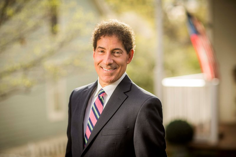 Jamie Raskin, Maryland State Senator and Democratic Candidate for Congress in MD-8. Photo by Jeffrey MacMillan, courtesy of Jamie Raskin for Congress