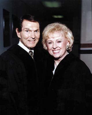 Tim LaHaye with his wife, Beverly. RNS file photo