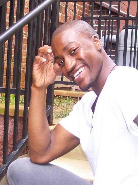 Gay comedian and activist Sampson McCormick said the Church of God in Christ, the largest Pentecostal denomination in the U.S. and a predominantly African-American church, is full of men who have sex with men. Photo courtesy of Sampson McCormick