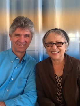 """Carol Orsborn and Robert L. Weber are the authors of """"The Spirituality of Age: A Seeker's Guide to Growing Older"""" (Inner Traditions, October 2015. Photo courtesy of Carol Orsborn, Ph.D."""