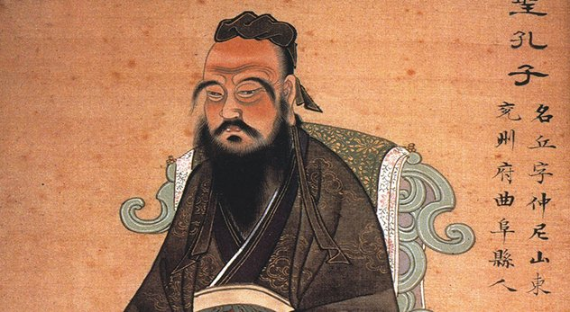 Gregg Ten Elshof of Biola University says studying the Chinese philosopher can help one become a better Christian. - (Image of Confucius [c. 1770] is courtesy of Wikimedia Commons - http://bit.ly/1PZaQhY)