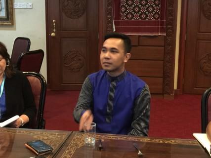 Hafiz Hamidun, Malaysian nasyid singer