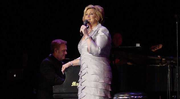Over her four-decade career, Patty became one of the most celebrated Christian musicians in the world and was almost ruined by a public scandal. At 59, she says she's ready to hand in her microphone. - Image courtesy of Sandi Patty