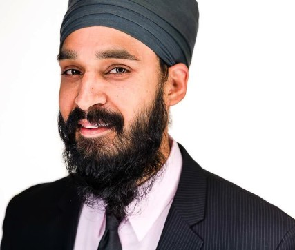 Simran Jeet Singh is an Assistant Professor of Religion at Trinity University and the Senior Religion Fellow at the Sikh Coalition. Photo courtesy of The Sikh Coalition