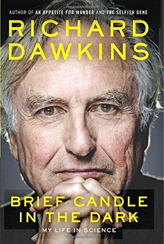Richard Dawkins new book. Photo courtesy Amazon