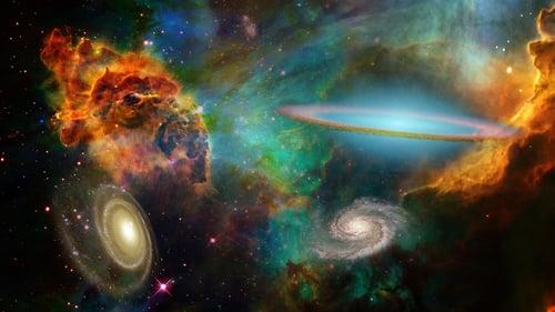 Deep space elements courtesy of NASA.