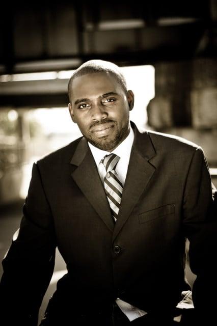 Pastor Kymone Hinds. Photo courtesy of Hannak Banks