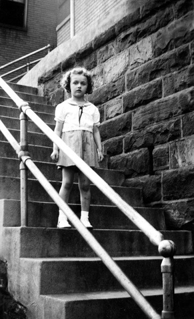 Sister Joan Chittister as a child (date unknown). Photo courtesy of Benedictine Sisters of Erie, Pennsylvania