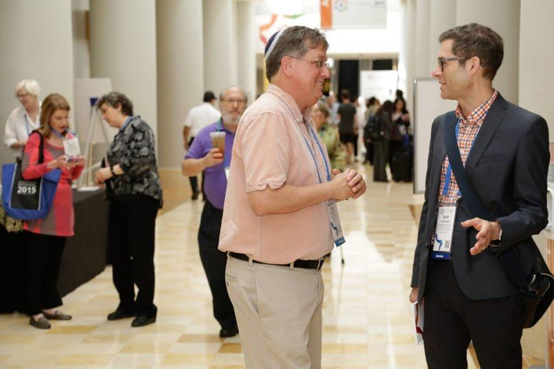 Participants gather during the 2015 Union for Reform Judaism Biennial in Orlando. Photo courtesy of Union for Reform Judaism
