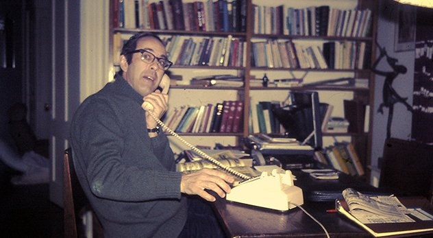 The Catholic writer's books have sold more than 7 million copies worldwide. Here's what fans can expect when his unpublished letters and partial manuscripts are released starting next year? (Image of Henri Nouwen at his New Haven apartment circa 1981 courtesy of Jim Forest - http://bit.ly/1GNrW31)