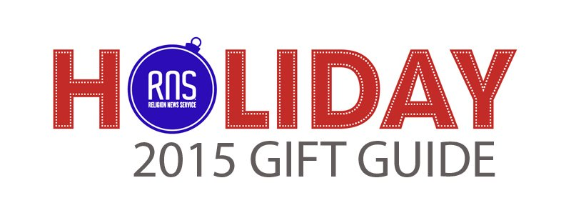 (RNS1-nov26) The Religion News Service 2013 holiday gift guide logo. For use with RNS-HOLIDAY-GUIDE, transmitted on November 26, 2013, RNS photo