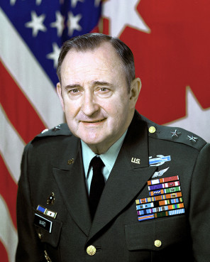 Major General William Francis Ward, Jr. served as Chief of the Army Reserve from 1986-1991. Photo courtesy of the Sikh Coalition