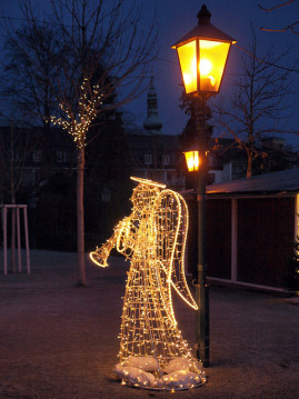 Advent season in Baden - courtesy of Robert Verzo via Flickr
