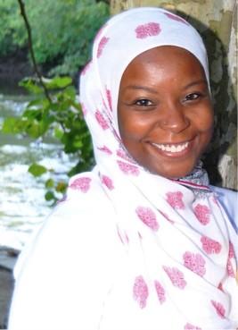 Kameelah Rashad Interfaith Fellow & Muslim Chaplain, University of Pennsylvania. Photo courtesy of Kameelah Rashad