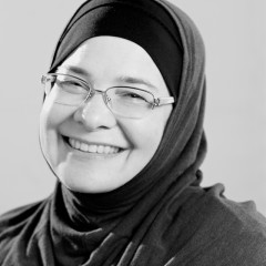 Ruth Nasrullah is a freelance journalist based in Houston. Photo courtesy of Ruth Nasrullah