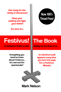 """Festivus! The Book"" by Mark Nelson"