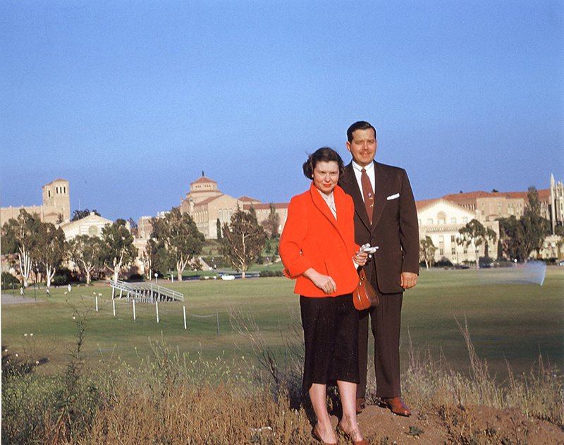 In 1951, the Brights pursued their passion for ministry by starting Campus Crusade for Christ (now known as Cru in the U.S.) at the University of California at Los Angeles. Photo courtesy of Cru