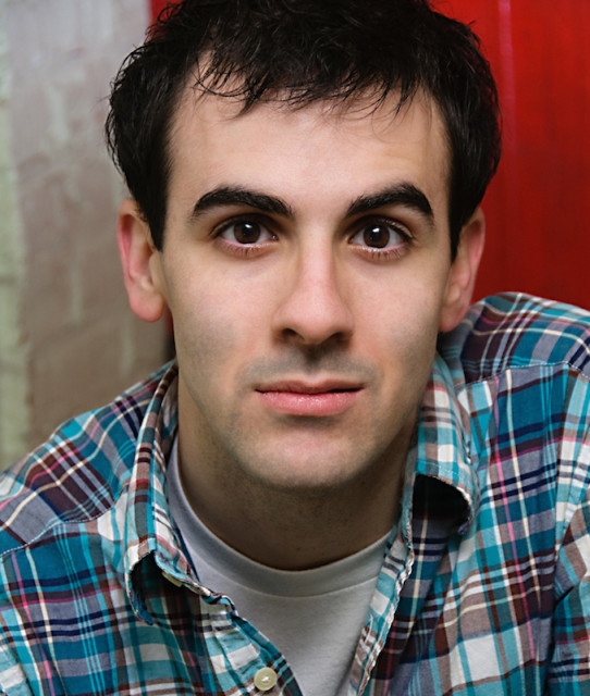 Brandon Ambrosino is a Delaware-based writer. Photo courtesy of Brandon Ambrosino
