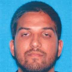 Syed Rizwan Farook is pictured in his California driver's license. Farook, one of the alleged shooters in the California rampage that left 14 dead, Photo by California Department of Motor Vehicles via Reuters