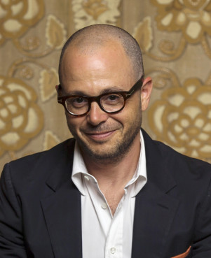 """Screenwriter Damon Lindelof poses for a portrait while promoting his movie """"Tomorrowland"""" in Beverly Hills, Calif., on May 8, 2015. Photo courtesy of Reuters/Mario Anzuoni"""