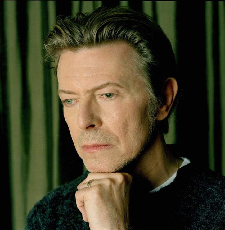 David Bowie in 2002 | Photo by Rring Huang via Flickr (http://bit.ly/1W09M0G)