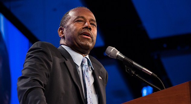 """Dean Parker is a """"born-again Christian"""" who has served as Ben Carson's finance chairman. He resigned today amid reports that he had run an excessive campaign of """"big spending."""" - Image courtesy of Iprimages (http://bit.ly/1n3vl5c)"""
