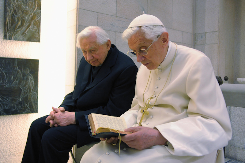 benedictus xvi a viktor frankls theory Keywords: viktor frankl logotherapy existential analysis meaning spirit plato  tri-  for pope benedict xvi, christianity is the religion of the logos  of on  the theory and therapy of mental disorders, frankl defines.