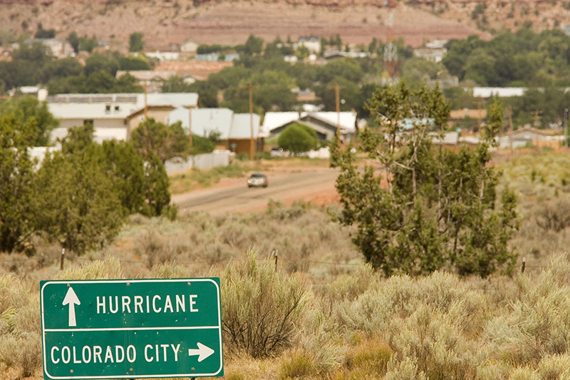 Jury selection began Tuesday in the civil-rights trial of two towns housing on a polygamous sect. Photograph taken in Colorado City, Ariz. Photo by Jack Kurtz/The Republic, courtesy of USA Today