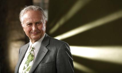 Richard Dawkins. Photo courtesy of Richard Dawkins Foundation for Reason & Science