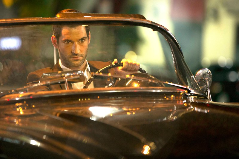 Tom Ellis as Lucifer, in FOX's 'Lucifer.' Photo by John P. Fleenor, courtesy of FOX