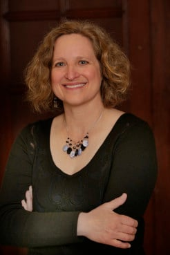 Author photo of Linda K. Wertheimer taken by Michael Benabib
