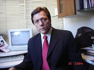 Dr Olimipo Moraes, obstetrician and director of the Amaury de Medeiros Center for Integrated Health Care (Cisam) in Recife, Pernambuco. Photo courtesy of Dr Olimipo Moraes
