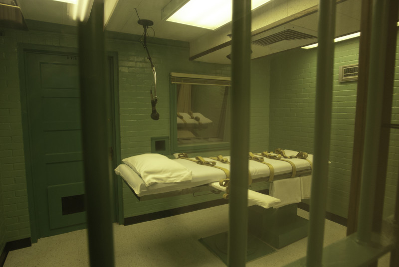 What happens when Scripture is quoted in death penalty cases