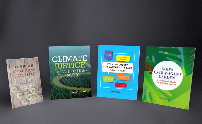 Climate justice and human sexuality are complex issues currently impacting our society and are now the subjects of new resources from United Methodist Women designed to help people of faith engage in the discussion.