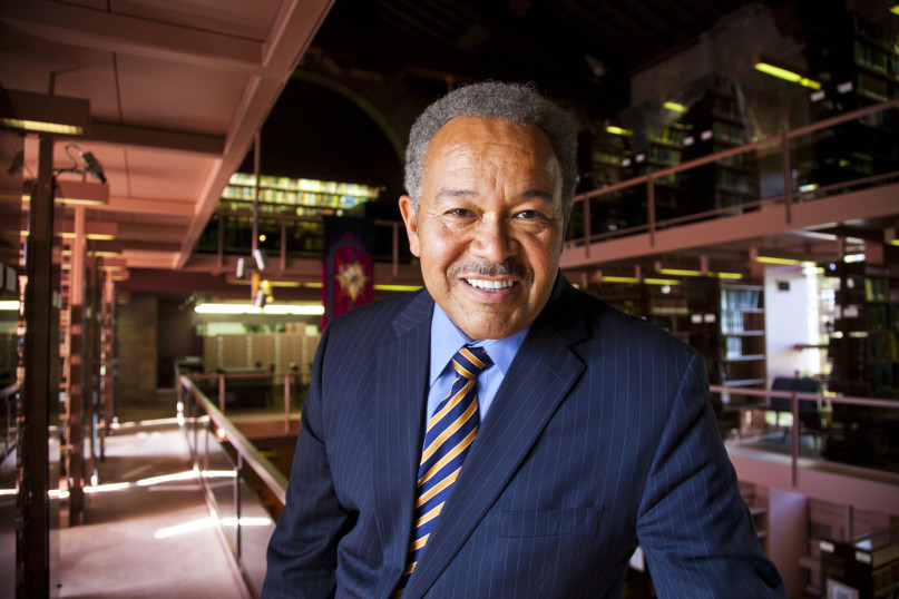 Robert M. Franklin is the James T. and Berta R. Laney Professor in Moral Leadership at Emory University's Candler School of Theology. Photo courtesy of Emory University.