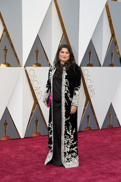 Sharmeen Obaid-Chinoy | Photo by Disney | ABC Television Group via Flickr (http://bit.ly/1RtbovU)