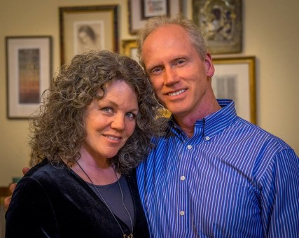 Jody England and Mike Hansen. Photo courtesy of Mike and Jody Photography