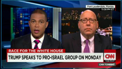 Rabbi Jeff Salkin explains to Trevor Noah of The Daily Show why he helped organize fellow rabbis to skip Donald Trump's March 21 speech to AIPAC.