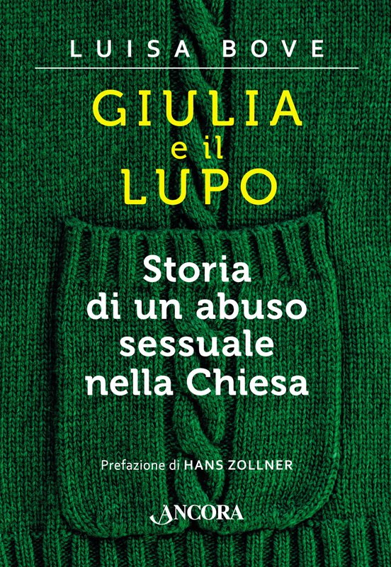 """The cover of """"Julia and the Wolf,"""" a graphic account by an Italian nun of her childhood abuse by a priest. The books is being published with the support of the Catholic Church. Photo courtesy of Ancora Publishing"""