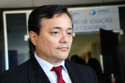 Paulo Cesar das Neves. Photo courtesy of Goiás Courts of Justice