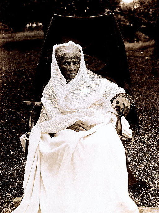 Harriet Tubman portrait. No date indicated.