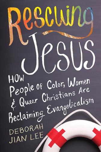 """""""Rescuing Jesus"""" by Deborah Jian Lee. Photo courtesy of Deborah Jian Lee"""