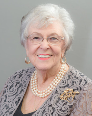 The Rev. Joan Brown Campbell. Photo by John Lynner Peterson, courtesy of Rev. Joan Brown Campbell