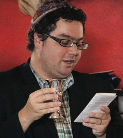 Rabbi Juan Mejia, a Colombian-born convert to Judaism who now works in Oklahoma and speaks and writes about Latino Jews. Photo courtesy of Rabbi Juan Mejia