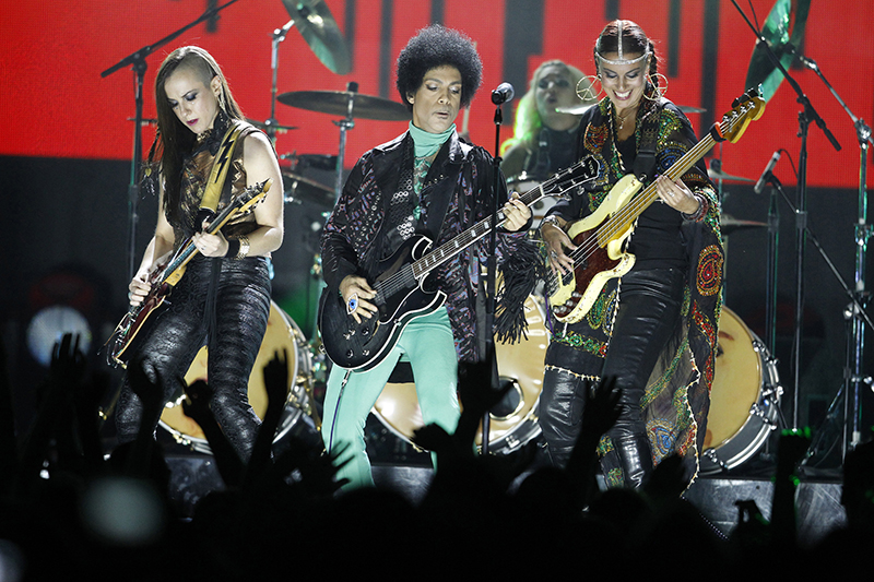 Prince performs during the Billboard Music Awards at the MGM Grand Garden Arena in Las Vegas, Nevada on May 19, 2013. Photo courtesy of REUTERS/Steve Marcus *Editors: This photo may only be republished with RNS-PRINCE-OBIT, originally transmitted on April 21, 2016.