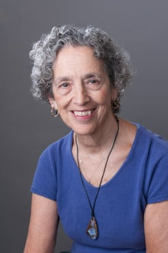 Ruth Messinger, President of American Jewish World Service. Photo courtesy of Jeff Zorbedian for American Jewish World Service