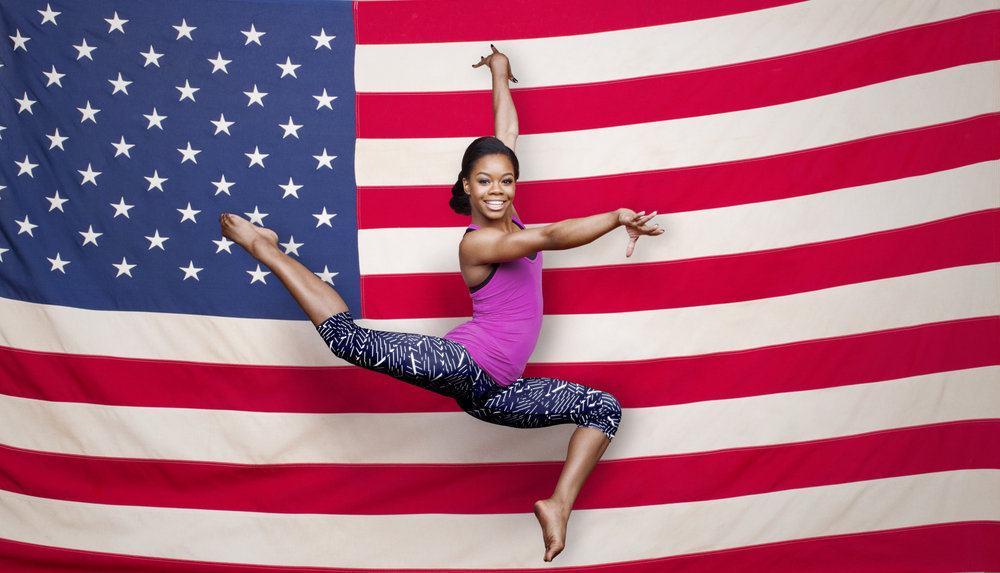 Four Years After She Became A Gold Medalist Gymnast Gabby Douglas Is Aiming For Second Olympic Appearance This Time In Rio De Janeiro