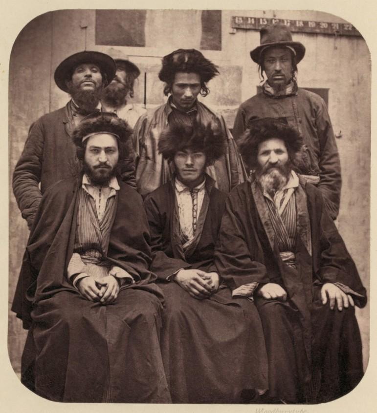 Did Ashkenazi Jews descend from ancient Turkey? Photo courtesy Everett Historical/Shutterstock
