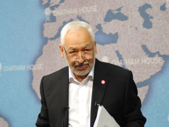 Rached Ghannouchi, 74, an Islamist activist who developed into an influential Muslim thinker during his 22 years of exile from Tunisia's earlier dictatorships.