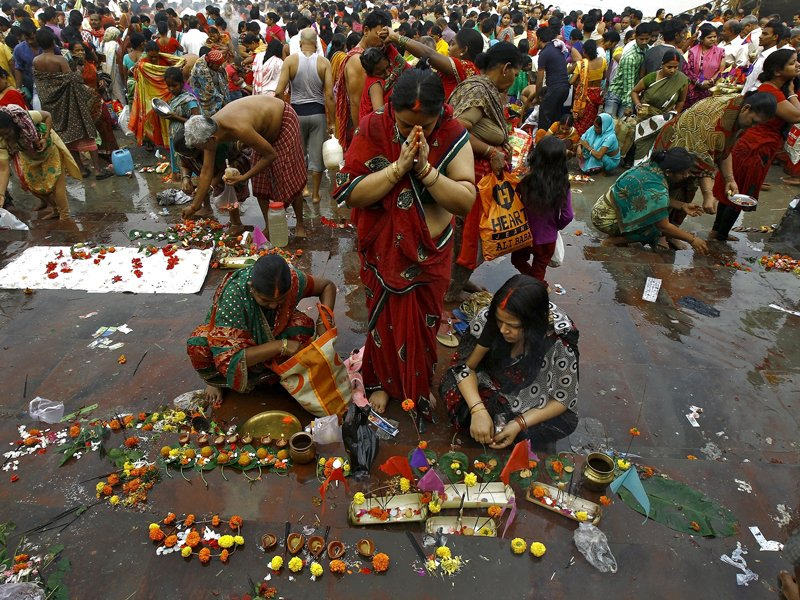 India rejects US religious freedom report   Religion News ... Hinduism People Worshiping